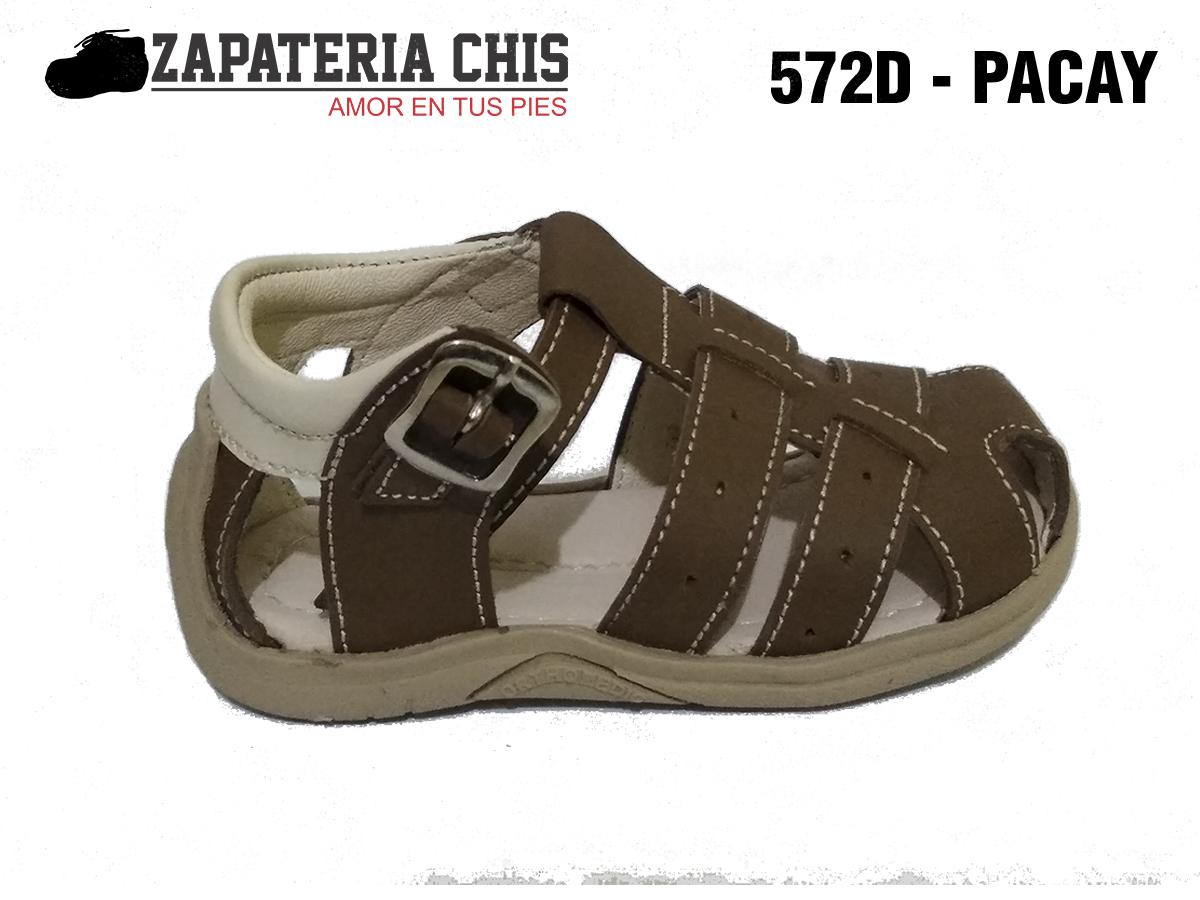 ad1a136f 572D PACAY SANDALIAS calzado en cuero para bebé niño - Fabricante ...